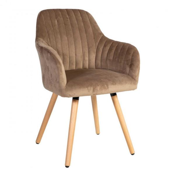 Ariel tuoli, ruskea - Mööpeli.com