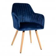 Ariel tuoli, sininen - Mööpeli.com