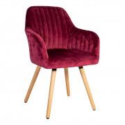 Ariel tuoli, punainen - Mööpeli.com