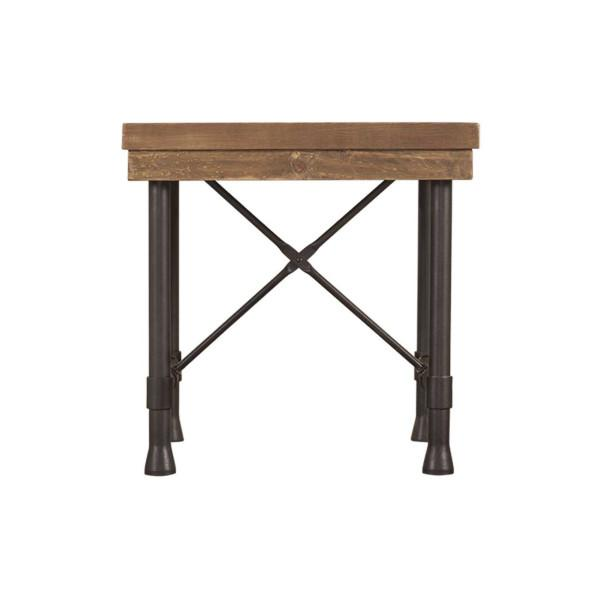 Bronx sohvapöytä, ruskea - Mööpeli.com